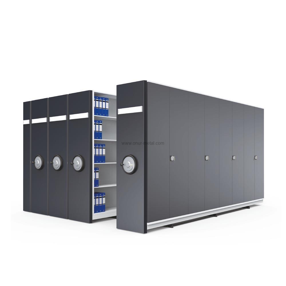 Dörtlü Kompak Arşiv Sistemleri